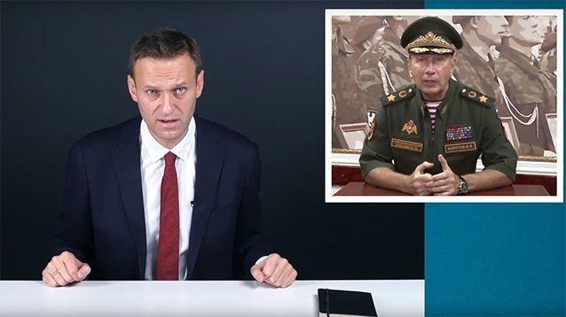 """Навальный принял вызов на дуэль от """"вора"""", """"лжеца"""" и """"просто дурака"""" Золотова в новом ВИДЕО"""