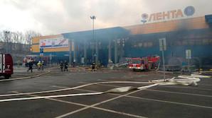 """Охранников сгоревшей в Питере """"Ленты"""" заподозрили в расхищении уцелевших товаров"""