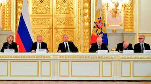 Путин: призывы к несанкционированным акциям ведут к событиям, как в Париже