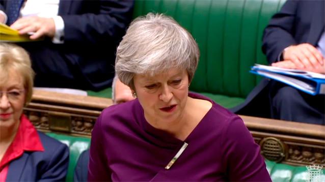 Мэй: Лондон побуждает страны ЕС ввести новые санкции против РФ
