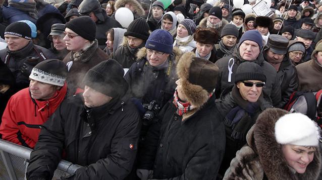 Социологи признали: россияне раздражены и недовольны властью, грядут протесты