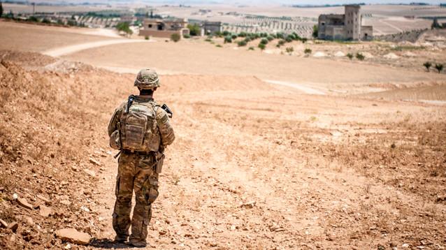 Трамп отдал приказ о выводе американских войск из Сирии
