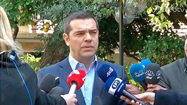 Переименовании Македонии поставило под вопрос судьбу правящей коалиции в Греции