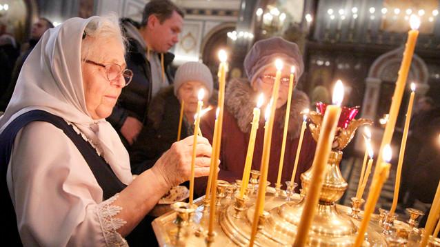 В России отмечают Рождественский сочельник - канун Рождества Христова