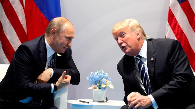 Комитет палаты представителей решил заняться содержанием бесед Трампа с Путиным
