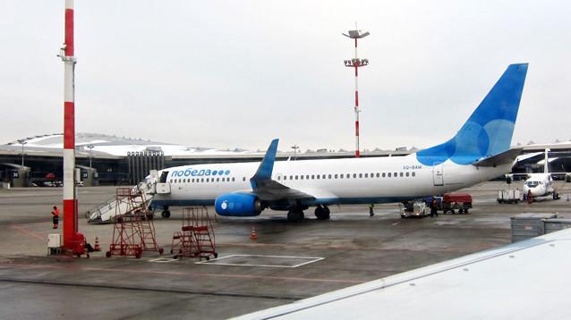 """""""Победа"""" может отменить международные рейсы из Пулково после конфликта с пограничниками"""