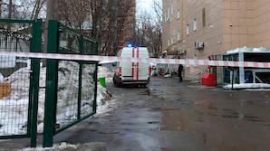 """В Москве за сутки """"заминировано"""" более 700 отделений банков"""