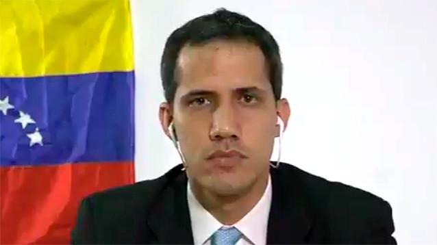 Гуайдо воззвал к совести президентов Уругвая и Мексики