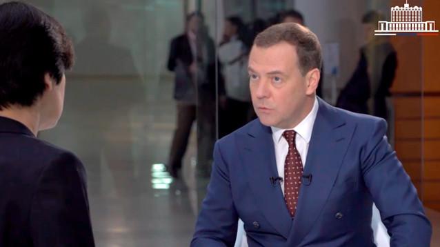 Медведев рассказал о своем оптимизме