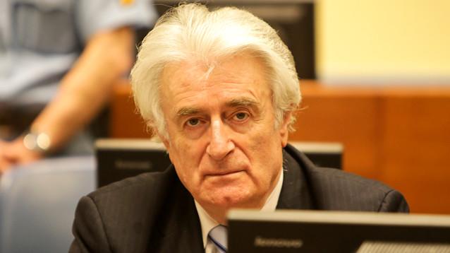 Трибунал в Гааге ужесточил приговор Радовану Караджичу с 40 лет до пожизненного