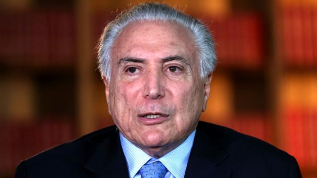 Арест Мишела Темера. Очередной экс-президент Бразилии обвиняется в коррупции