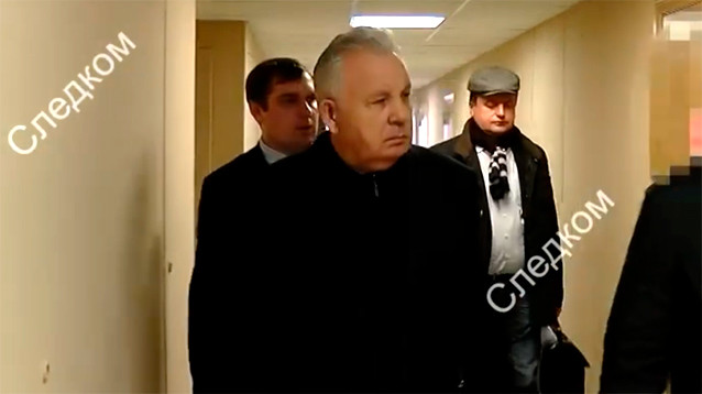 """Экс-губернатора Ишаева задержали по делу о хищении денег """"Роснефти"""""""