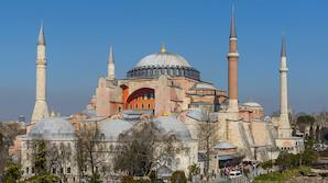 Эрдоган хочет превратить Святую Софию из музея обратно в мечеть