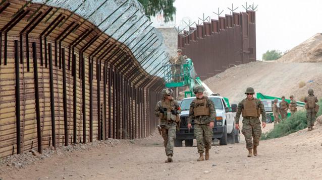 Трамп пообещал закрыть границу с Мексикой на следующей неделе