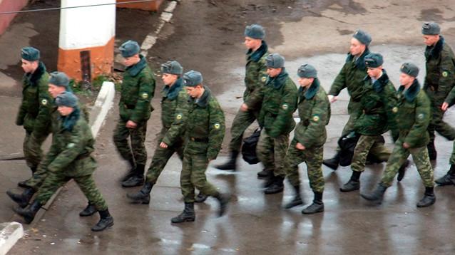 Путин: призыв в армию постепенно будет уходить в прошлое