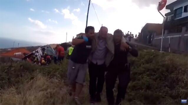На Мадейре в автобусной аварии погибли 28 туристов, включая граждан Германии