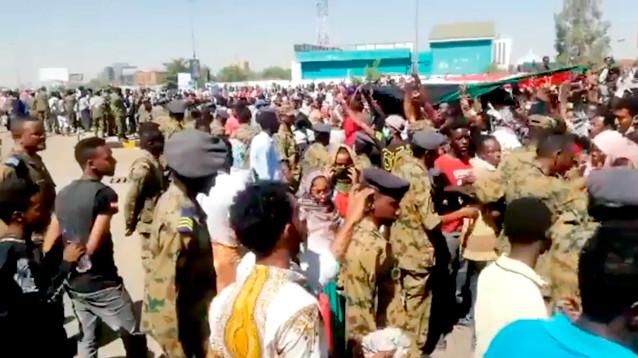 Шесть демонстрантов погибли, несколько пострадали в ходе антиправительственных протестов в Судане