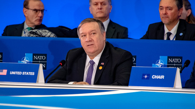 США призвали других членов  НАТО подтвердить приверженность принципам коллективной обороны