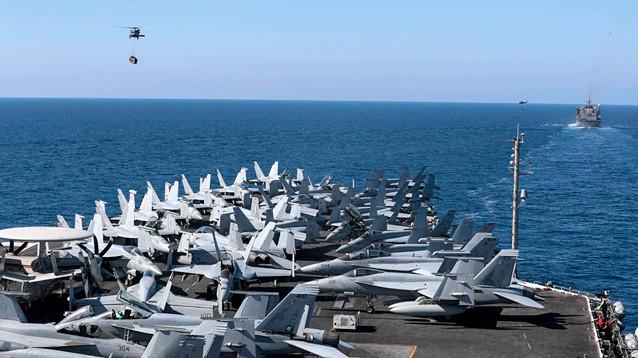 Пентагон подтвердил получение данных о планах Ирана атаковать американские силы