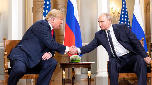 Трамп захотел провести переговоры с Путиным на высшем уровне