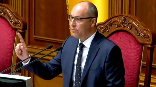 Первые же законопроекты Зеленского не прошли голосование в Раде