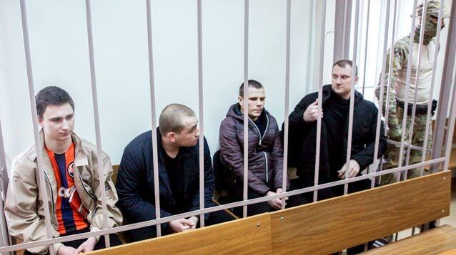 Международный трибунал ООН обязал Россию освободить задержанных украинских моряков
