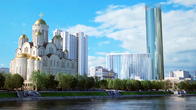 Мэрия Екатеринбурга опубликовала список площадок для строительства собора святой Екатерины