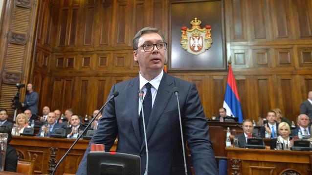 Вучич ожидает  нападения албанцев на сербов в Косово в  ближайшие дни
