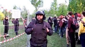 После вмешательства Путина жителям Екатеринбурга предложат на выбор другие места под храм