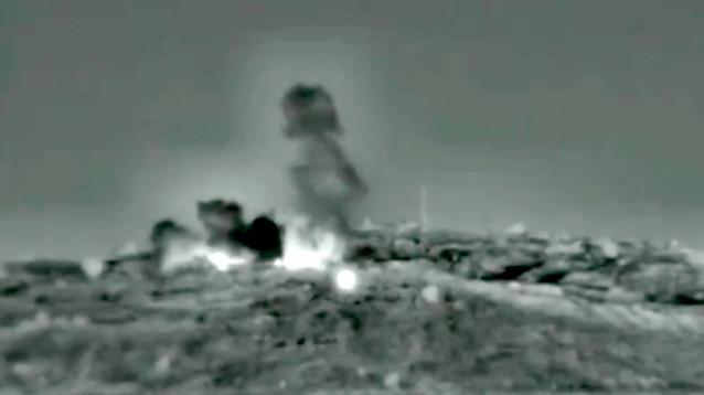 Израиль обстрелял сирийскую территорию в ответ на атаку со стороны Сирии