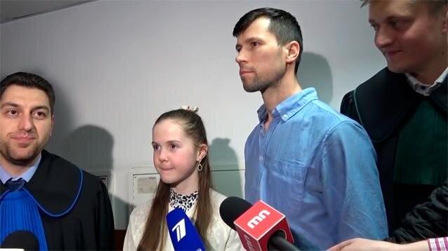 Польша не выдала в Швецию россиянина, забравшего своих детей из семьи мусульман