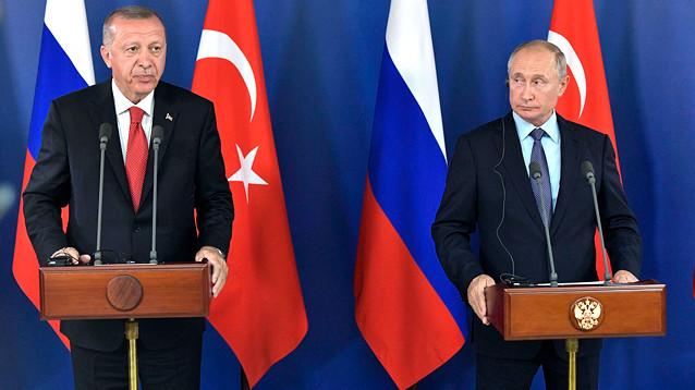 Путин подтвердил участие в сентябре в Анкаре в саммите РФ - Иран - Турция