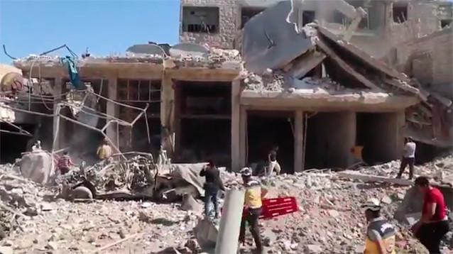 Москва обиделась на генсека ООН из-за расследования атак в сирийском Идлибе