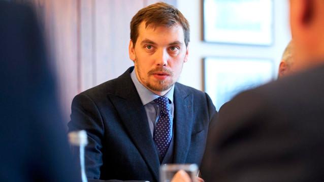 Верховная рада утвердила нового премьер-министра Украины