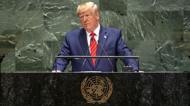Трамп: соцсети, истеблишмент и бюрократии Запада подрывают демократию
