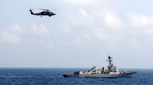США провели новую операцию по обеспечению свободы судоходства в Южно-Китайском море