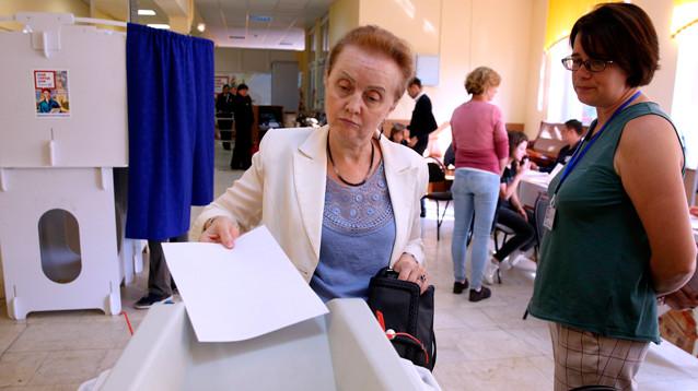В РФ завершился Единый день голосования