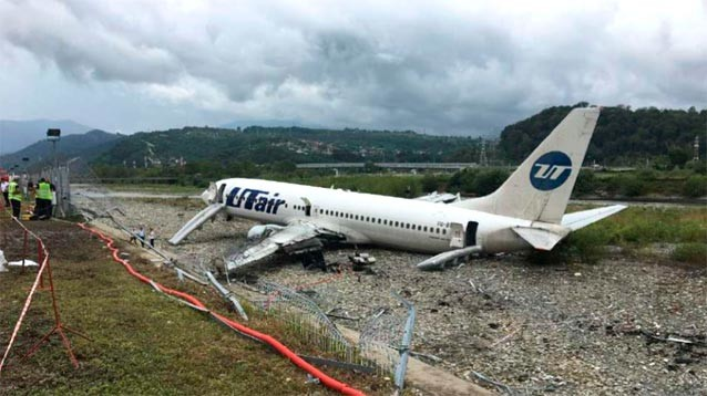 Опубликован итоговый отчет МАК об аварийной посадке самолета Utair в 2018 году. Почему ошиблись?