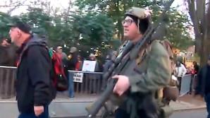 """На оружейном митинге в США готовилась бойня и новая """"гражданская война"""""""