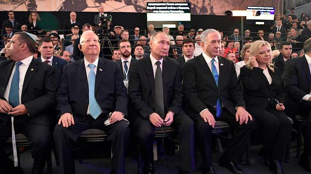 Ожидавшейся встречи Путина с Зеленским в Иерусалиме не случилось
