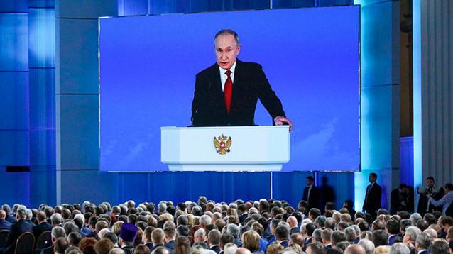 Путин предложил референдум по внесению в Конституцию 7 поправок ради сильной президентской республики