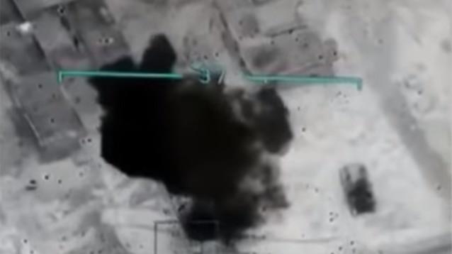 В Идлибе при авиаударе погибли 33 турецких военных
