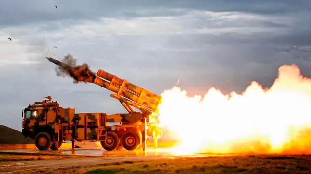 Турция нанесла удары по 115 целям армии Сирии в ответ на обстрел своих военных