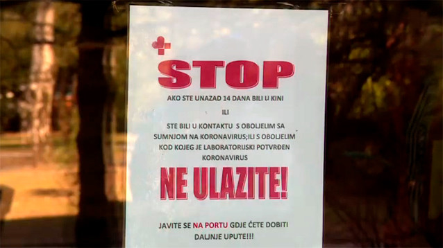 Из Италии коронавирус пришел в соседние Австрию, Хорватию и Швейцарию