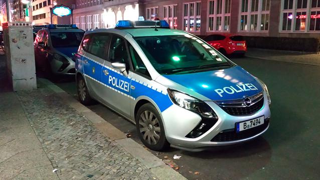В Берлине обстреляли выходцев из Турции около концертного зала, один человек погиб