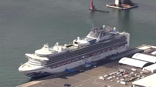 Два пассажира Diamond Princess умерли от коронавируса. Число заболевших россиян выросло