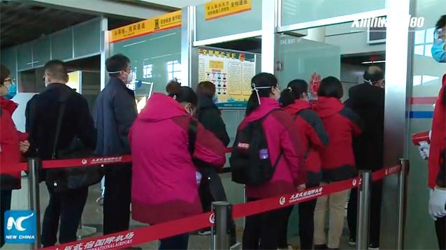 Российская студентка застряла в Китае из‑за эпидемии коронавируса