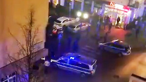 Стрельба в немецком Ханау: 9 человек убиты, подозреваемый найден мертвым (ВИДЕО)