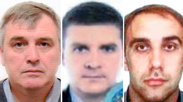 Болгария назвала и показала агентов ГРУ, обвиняемых в отравлении бизнесмена Гебрева
