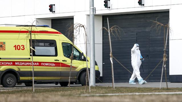 В Москве от коронавируса скончались два пожилых пациента